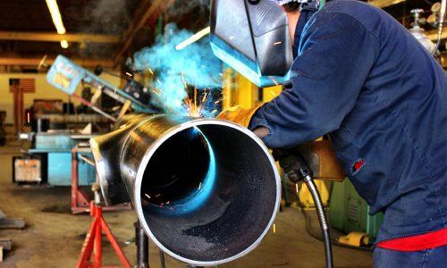 fab shop welding